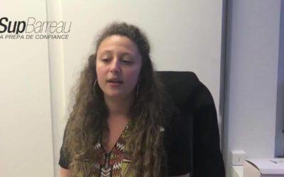 ️ Témoignage : Evanna de l'IEJ de Lyon 3 a réussi son CRFPA après…